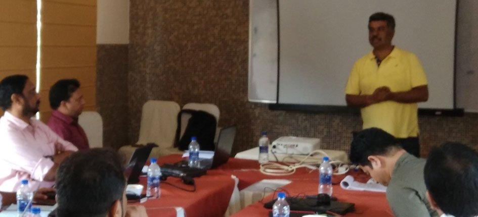 Digital marketing workshop and masterclass for a Leading Wall Decor company in kolkata
