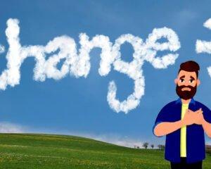fear of change in business
